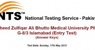 Islamabad (Entry Test)