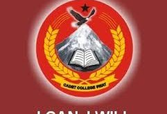 Cadet College, Swat logo
