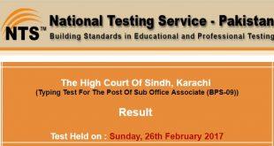 High Court Of Sindh