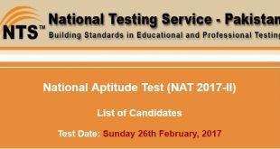 (NAT 2017-II) candidate list roll no slip ntsonline-2017-02-21-12-53-44
