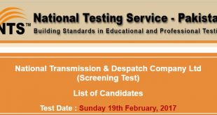 National Transmission & Despatch Company