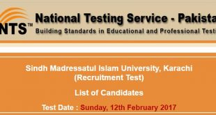 Sindh Madressatul Islam University