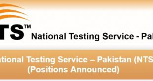 NTS Test jobs 2017