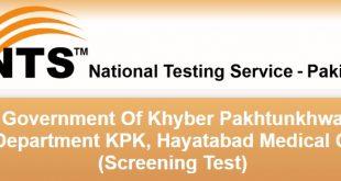 Health Department KPK logo