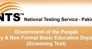 L&NFBED NTS Test Jobs 2017 logo