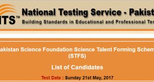 Science Talent Forming Scheme (STFS)-nts.org.pk-2017-05-13-12-26-00