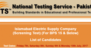 Islamabad Electric Supply Company