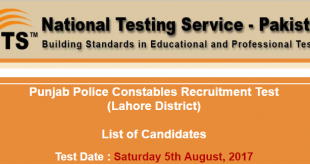 Punjab Police Constables Recruitment Test-2017-07-21-23-23-14
